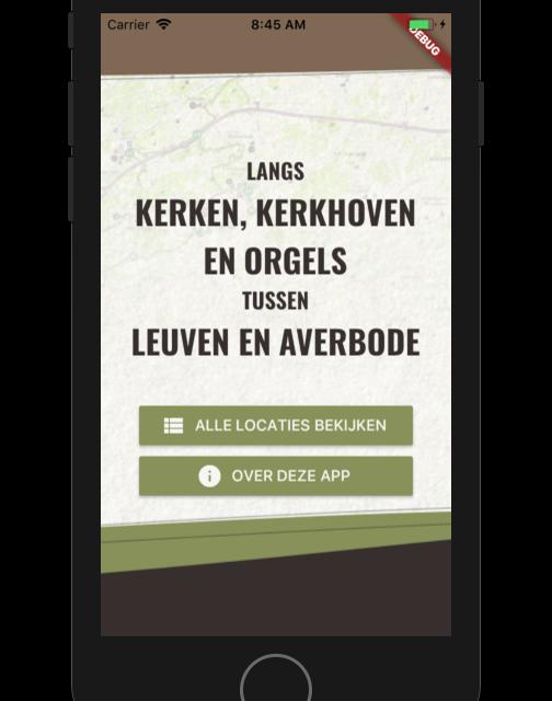 Een app voor ons verhalenproject