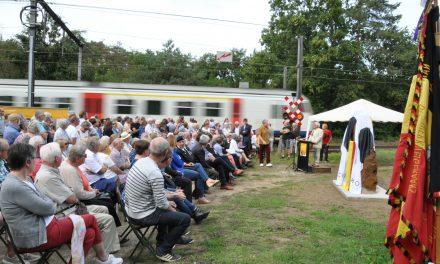 Herdenking 75 jaar Jodentransporten Mechelen – Langdorp – Auschwitz